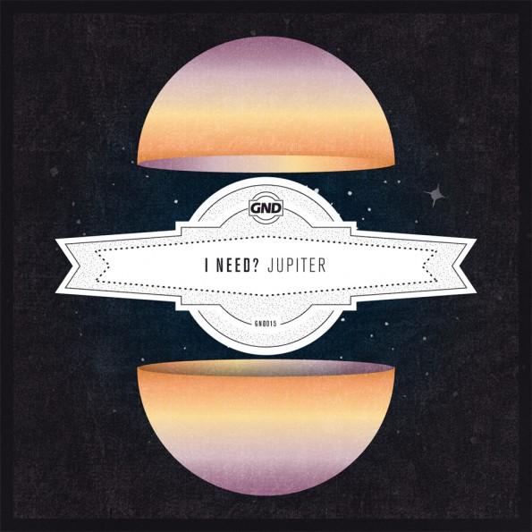 Jupiter EP artwork