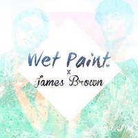 wetpaint x james brown