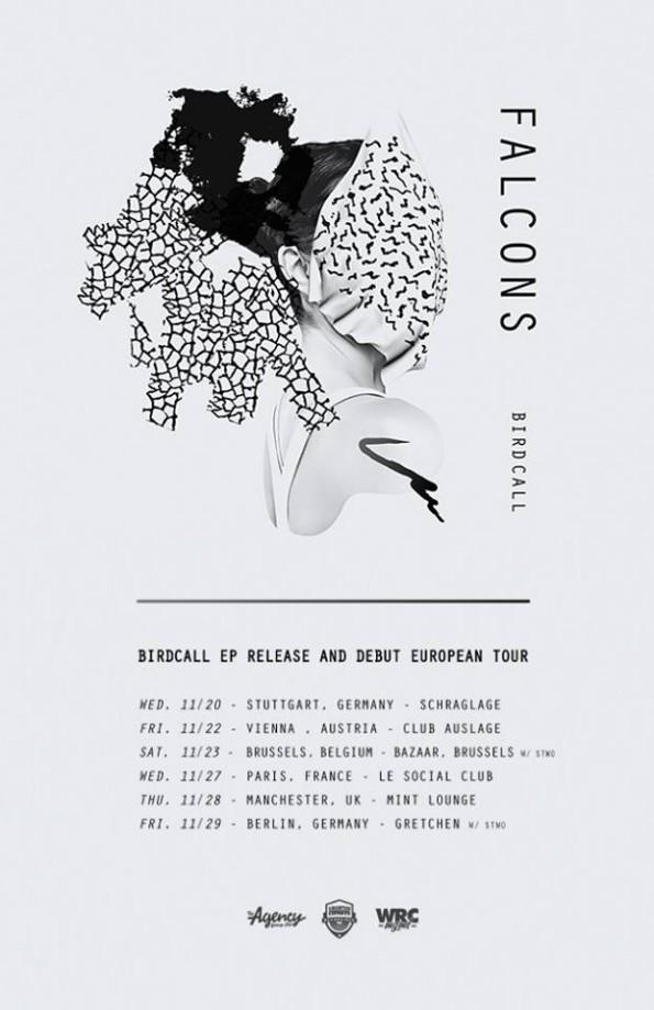 Tour Poster BIRDCALL