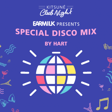 Earmilk disco visual
